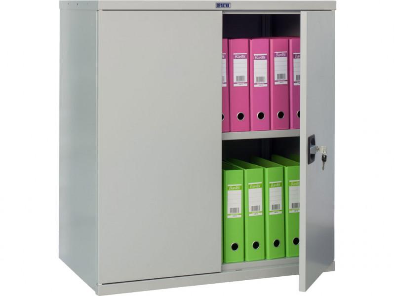 Шкаф архивный ПРАКТИК СВ-13 850x500х930 мм (ДхГхВ)