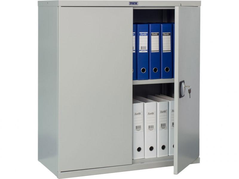 Шкаф архивный ПРАКТИК СВ-21 1000x500х1000 мм (ДхГхВ)