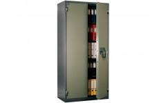 Шкаф архивный VALBERG BM-1993KL (BROWN) 930x520х1950 мм (ДхГхВ)
