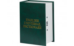 Тайник Словарь (Green) 143х81x205 мм (ДхГхВ)