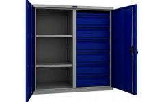 Шкаф инструментальный ТС 1095-100206 950x500х1000 мм (ДхГхВ)