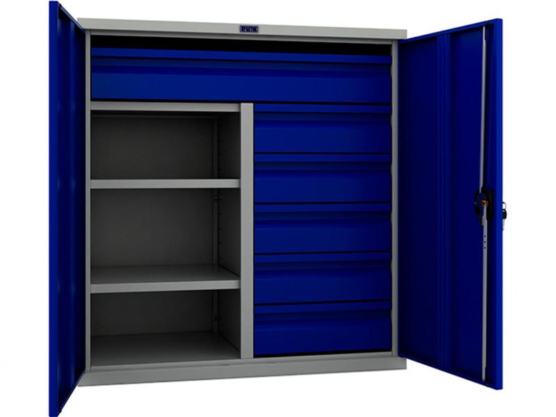 Шкаф инструментальный ТС 1095-100215 950x500х1000 мм (ДхГхВ)