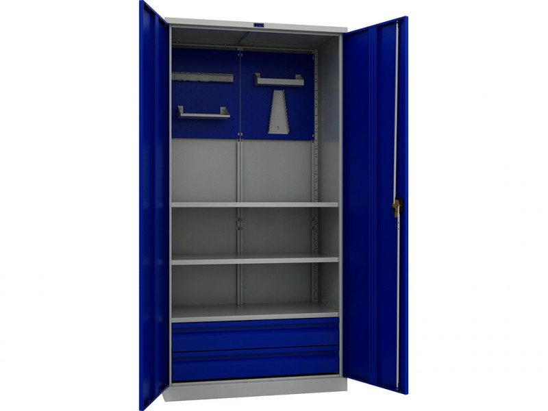Шкаф инструментальный ТС 1995-023020 950x500х1900 мм (ДхГхВ)