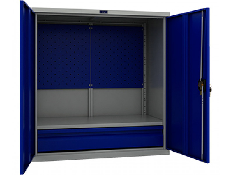 Шкаф инструментальный ТС 1095-021010 950x500х1000 мм (ДхГхВ)