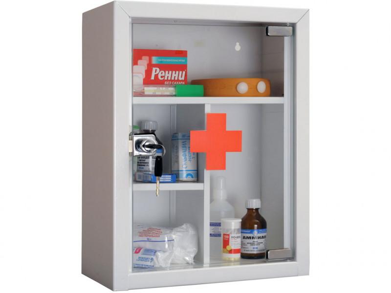 Аптечка медицинская MDA-39G 300х160х390 мм (ДхГхВ)