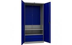 Шкаф инструментальный TC-1995-042020 950x500х1900 мм (ДхГхВ)