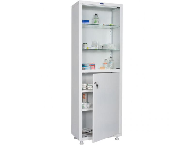 Шкаф медицинский HILFE МД 1 1760/SG 600х400х1750/1850* мм (ДхГхВ)