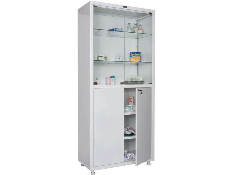 Шкаф медицинский HILFE МД 2 1780/SG 800х400х1750/1850* мм (ДхГхВ)