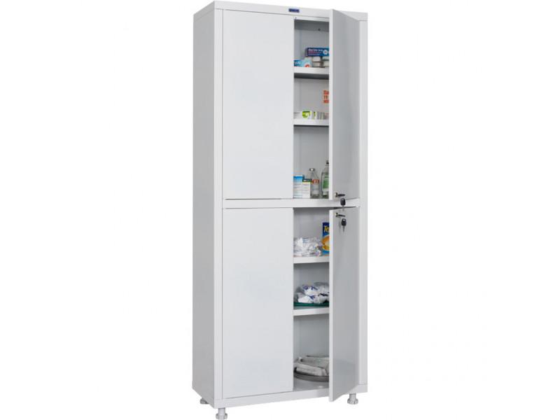 Шкаф медицинский HILFE МД 2 1670/SS 700х320х1655/1716* мм (ДхГхВ)