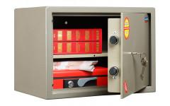 Сейф VALBERG ASM 28 механический замок 390x280х280 мм (ДхГхВ)