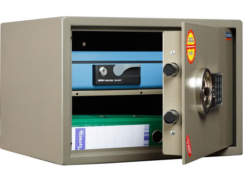Сейф VALBERG ASM 30 EL кодовый замок 340x280х250 мм (ДхГхВ)