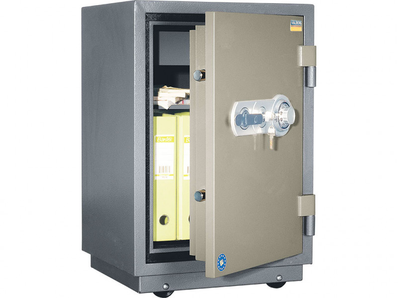 Сейф огнестойкий (Класс 60Б) VALBERG FRS-66T CL механический замок 485x430х672 мм (ДхГхВ)