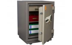 Сейф огнестойкий (Класс 60Б) VALBERG FRS-66T EL кодовый замок 485x430х672 мм (ДхГхВ)