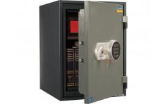 Сейф огнестойкий (Класс 60Б) VALBERG FRS-49 EL кодовый замок 361x425х495 мм (ДхГхВ)