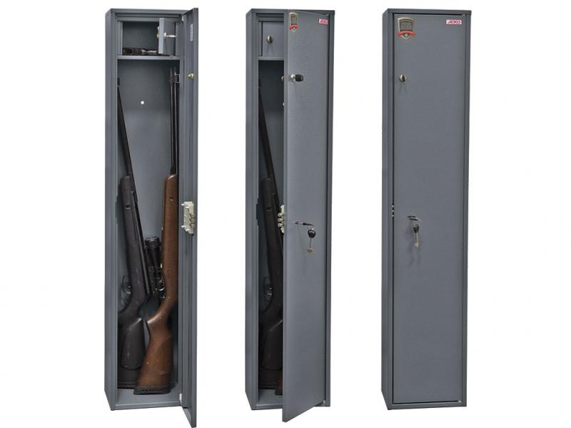 Сейф оружейный AIKO ЧИРОК-1318 (механический замок) 263x183х1258 мм (ДхГхВ)