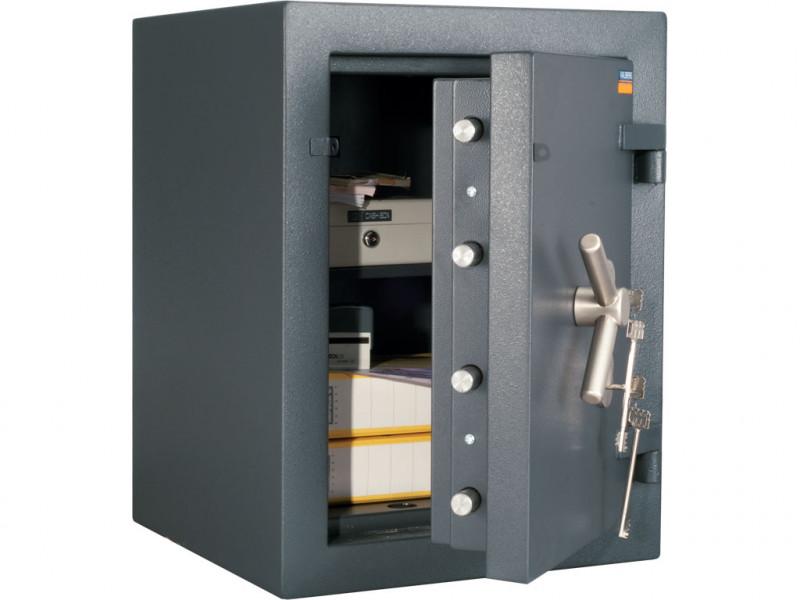 Сейф взломостойкий (4 класс) VALBERG РУБЕЖ 67 KL механический замок 510x510х670 мм (ДхГхВ)
