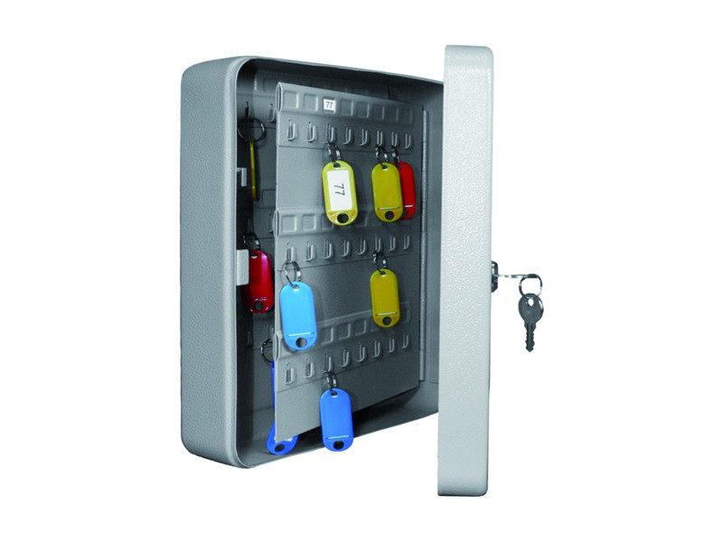 Металлическая настенная ключница КС - 96 ( на 96 ключей) 240х80х300 мм (ДхГхВ)