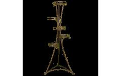 Подставка для цветов Стелла №5 напольная (Высота 1380 мм)