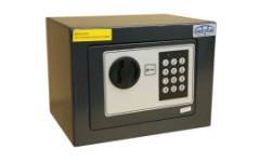 Сейф SFT-17 EN кодовый замок 230х170х170 мм (ДхГхВ)