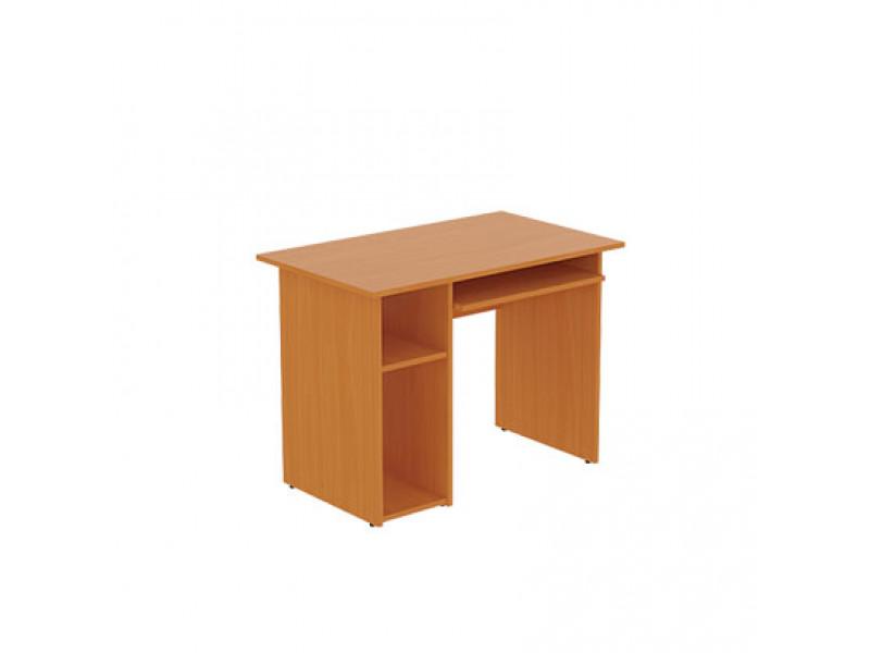 Стол компьютерный с секцией под системный блок SD100 1000х600х750 мм (ДхГхВ)