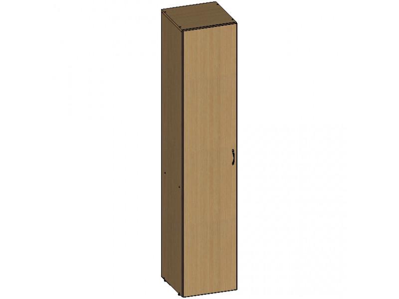Шкаф для документов НШ-9 383х380х1890 мм (ДхГхВ)