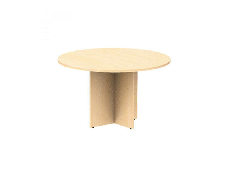 Стол круглый BR100 1000х765 мм (ДхВ)