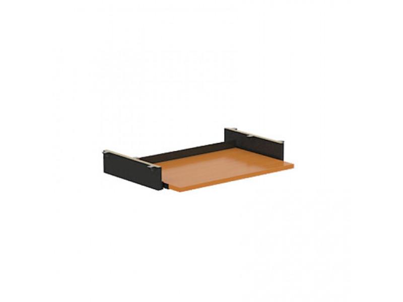 Полка под клавиатуру для столов BB120, 140, 160 - PK640 640х350х90 мм (ДхГхВ)