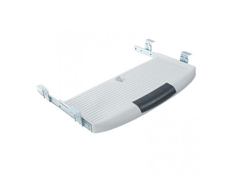 Полка пластиковая под клавиатуру для столов PK550