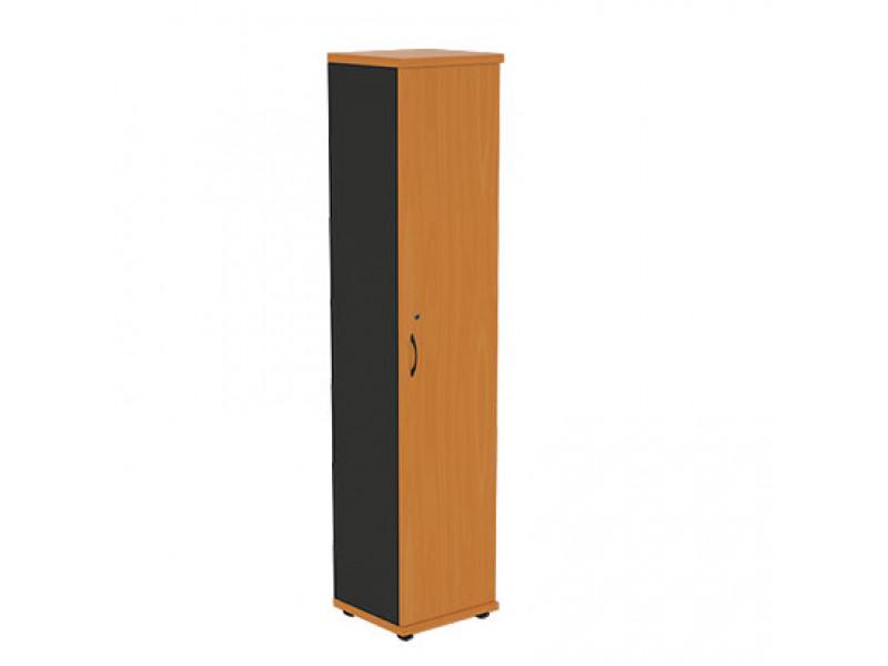 Шкаф узкий R5W05 404х370х1849 мм (ДхГхВ)