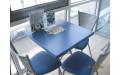 Стол №32В с пластиковой столешницей