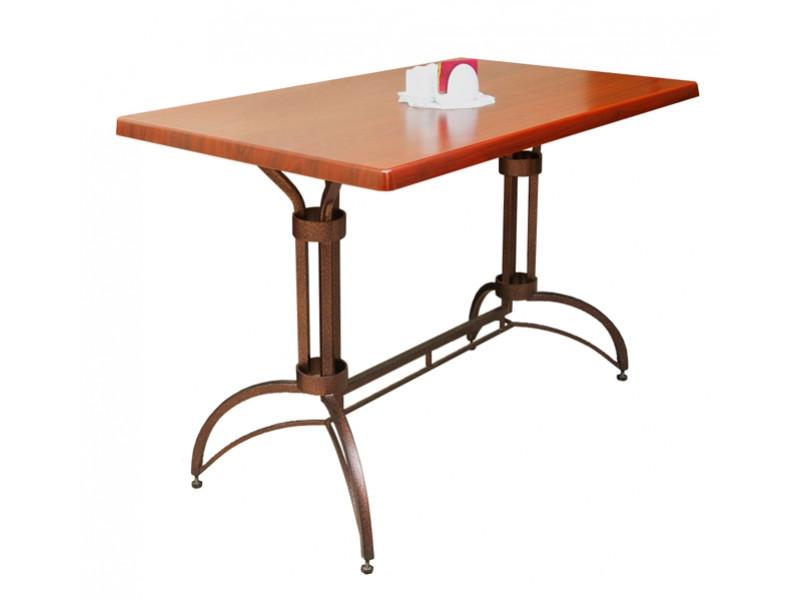 Стол №33Г со столешницей ЛДСП (Регулируемые ножки)